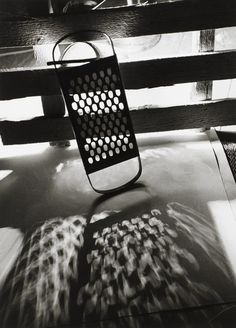 Raoul Hausmann - I like how using something so simple can create patterns and textured light
