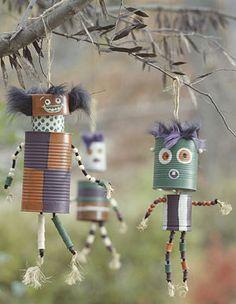 Voodoo wind chimes!