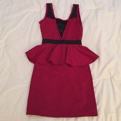 Charlotte Russe Red hot dress! Charlotte Russe Dresses
