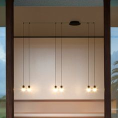 Vibia- Vibia Wireflow Free Form Pendant|Pendants| Darklight Design | Lighting Design & Supply