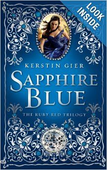 Sapphire Blue (Ruby Red): Kerstin Gier, Anthea Bell: Amazon.com: Books
