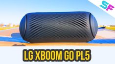 LG XBOOM Go PL5 Unboxing + SoundTest Bluetooth Speakers