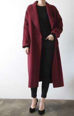 Death By Elocution: Photo Minimal Fashion, New Fashion, Winter Fashion, Fashion Outfits, Womens Fashion, Classy Outfits, Beautiful Outfits, Style Minimaliste, Winter Stil