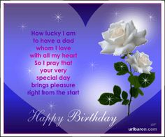 Birthday For Deceased Father | ... More looking for happy birthday poems for dad yes funny birthday poems