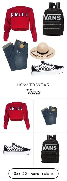 """""""springn bck 2 da 90's"""" by tk-tracy on Polyvore featuring Vans and springdresses"""