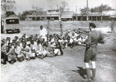 Mau Mau Suspects-The Mau Mau Uprising, a revolt against colonial rule in Kenya…