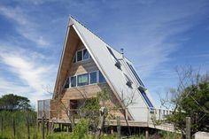 Das Fire-Island-Dreieck   Sweet Home