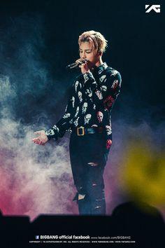 BigBang 2015 world tour [MADE] in Singapore Daesung, Choi Seung Hyun, K Pop, Lee Hi, Big Bang Kpop, Singapore Photos, Singapore Singapore, Gd & Top, G Dragon Top