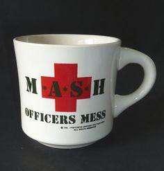 M*A*S*H mug, $10