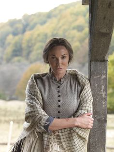 Sarah Parish in Hatfields & McCoys