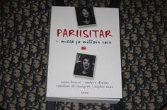 Ullan Luetut kirjat: Pariisitar – missä ja milloin vain