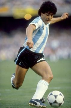 The legendary #maradona #argentina 1986