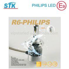 STK R6 low beam 35W 5000LM led head light h4 H/L/9004/9007/H13 H/L/H1/H3/H7/H11/880/9005/9006 hi beam 60w led moving head light