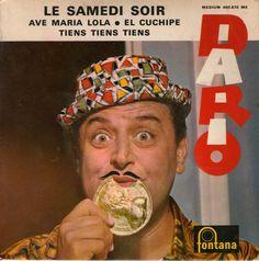 Dario Moreno - Le Samedi Soir (Another Saturday Night) +3 (EP 1963) https://youtu.be/8Vyunrdg744