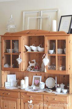 Zóra praktikái blog China Cabinet, Kitchens, Storage, Blog, Furniture, Home Decor, Purse Storage, Decoration Home, Chinese Cabinet