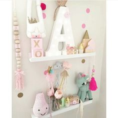 """Gorgeous pair of #shelfies to start your Saturday morning off, featuring our large glitter tip and pastel houses! Available now on the website, link in…"""