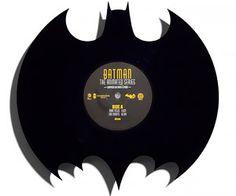 Batman The Animated Series: Die-Cut Single