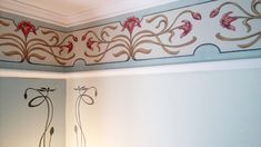 A Classical Collection of Wallpaper Friezes, Decorative Elements and Panoramic Views for your walls and ceilings. Cowes Isle Of Wight, Fall Wallpaper, Creative Walls, Border Design, Fresco, Wall Design, Valance Curtains, Ali, How To Find Out