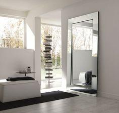 Wall-mounted #mirror GERUNDIO by T.D. Tonelli Design   #design Giovanni Tommaso Garattoni @Tonelli Design