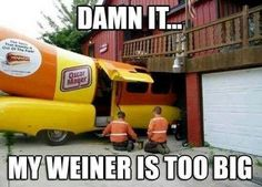 big weiner mobile Must See Imagery: 25 funny photos to get you through Monday