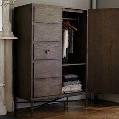 Beau Wish List   Restoration Hardware   Dressing Room   Pinterest   Restoration  And Armoires