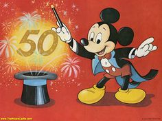 Disney News and Interviews From The Mouse Castle: When Mickey Mouse Was Middle Aged