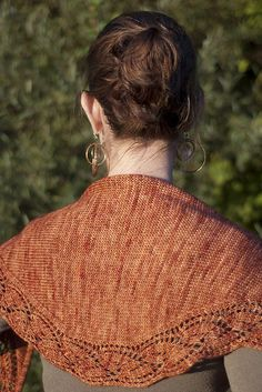 Meliae pattern by Melissa J. Goodale