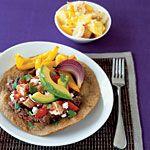 Turkey Tostadas Recipe | MyRecipes.com