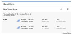 6 Google Flights Tricks That Are Better Than Any Travel Agent