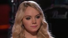 Danielle Bradbery - Wasted - The Voice 4