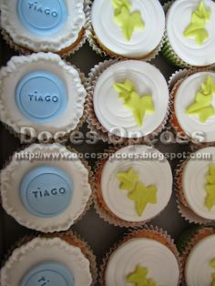 Doces Opções: Cupcakes