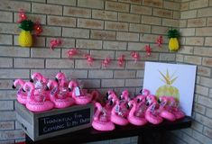 Flamingo party favors                                                                                                                                                                                 More
