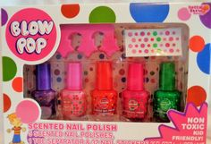 Blow Pop Scented Nail Polish Set * Find out more about the great product at the image link.