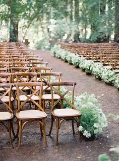 An Oh-So-Green Wedding Décor Trend We Love: Potted Plants
