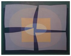 Armonía en Espacio (1961) Emilio Pettoruti