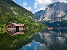 50 The Most Spectacular Sights In Europe – Part 2 Alltaufsee , Austria Places In Europe, Places Around The World, Places To Travel, Places To See, Around The Worlds, Travel Destinations, Beautiful Places To Visit, Beautiful World, Amazing Places