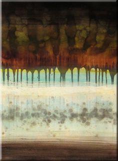 Cline by tracy burke, Painting - Acrylic   Zatista