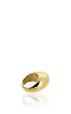 Egg Ring by HOLLY RYAN for Preorder on Moda Operandi