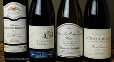 French Wine 101: Bordeaux & Burgundy & Rhone, Oh My!