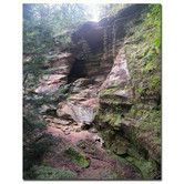 Found it at Wayfair - 'Powerful Walls' by Monica Fleet Photographic Print on Canvas