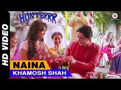 Naina Official Video   Hunterrr   Gulshan Devaiah, Radhika Apte & Sai Tamhankar - YouTube