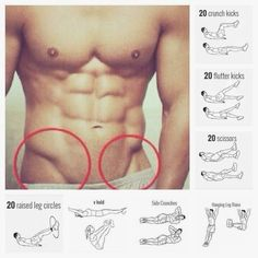V-Cut Workout -You can find Abs workout routines and more on our website.V-Cut Workout - Abs Workout V Cut, V Line Workout, Gym Workout Chart, Gym Workout Videos, Workout Routine For Men, Workout Guide, Workout Challenge, Biceps Workout, Abdominal Workout