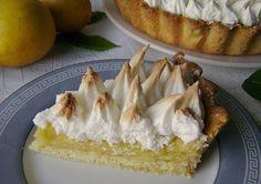 Lemon Pie dulce o acido