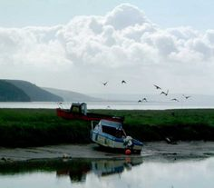 Laugharne - Wales
