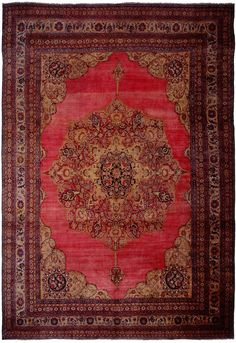 Antique Kerman Persian Rug 43607 Main Image - By Nazmiyal http://nazmiyalantiquerugs.com/antique-rugs/antique-product-type/antique-kerman-persian-rug-43607/