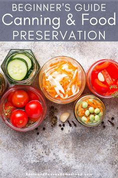 Beginner's guide to canning Canning Recipes, Kitchen Recipes, Canning Food Preservation, Preserving Food, Dehydrated Apples, Brewing Recipes, Healthy Snacks, Healthy Recipes, Pressure Canning