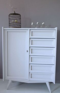 Armoire commode 1970' s