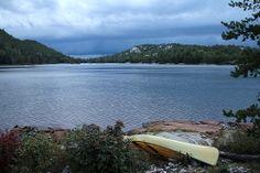 Imminent Rain, Grace Lake