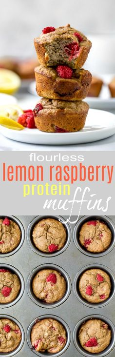 Flourless Lemon Rasp
