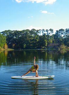 yoga paddle board    #Paddleboardshop #paddleboard #paddleboarding